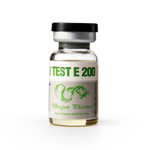EQ 200 (Equipoise 200mg/ml + Test E 200mg/ml) 10ml - Dragon Pharma