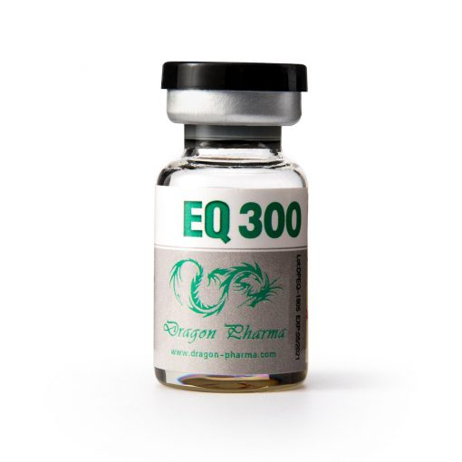 EQ 300 (Equipoise 300mg/ml + Test E 200mg/ml) 10ml - Dragon Pharma