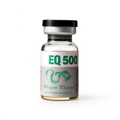 EQ 500 (Equipoise 500mg / ml + Test E 200mg / ml) 10ml - Dragon Pharma