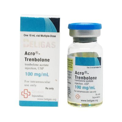 Acet Trenbolone Acetate 100mg 10ml - Beligas Pharmaceuticals