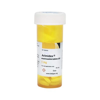 Arimidex 1mg 50tabs - Beligas Pharmaceuticals