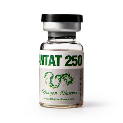 Enanthate 250mg / ml 10ml - Dragon Pharma