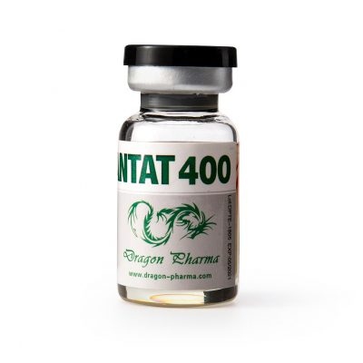 Enanthate 400mg / ml 10ml - Dragon Pharma