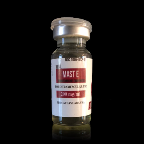 Masteron Enanthate 200mg/ml 10ml - Atlas Labs