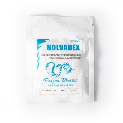 Nolvadex 20mg / onglet 100 - Dragon Pharma