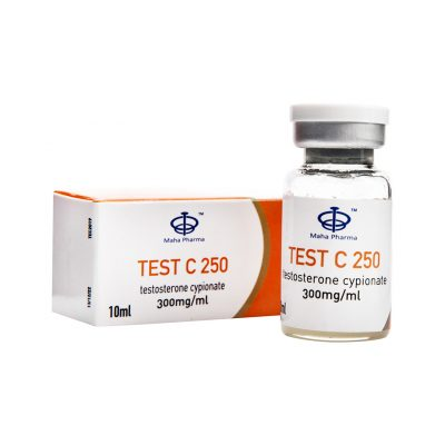 Test C 250 10ml vial - Maha Pharma