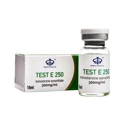 Test E 250 10ml vial - Maha Pharma