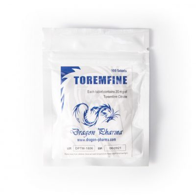Toremfine 20mg/tab 100 tabs - Dragon Pharma