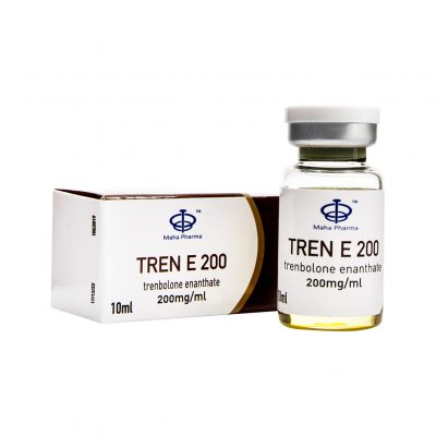 Tren E 200 10ml vial - Maha Pharma