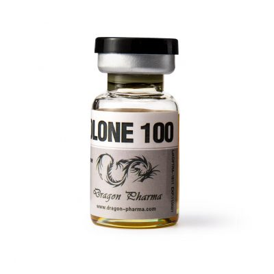 Trenbolone 100mg / ml 10ml - Dragon Pharma