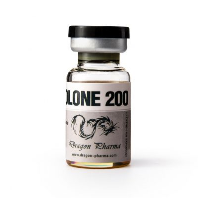 Trenbolone 200mg / ml 10ml - Dragon Pharma