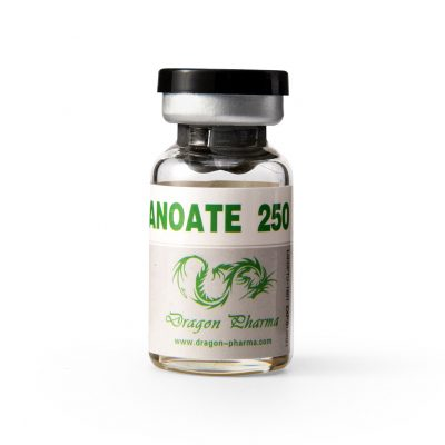 Undecanoate 250mg/ml 10ml - Dragon Pharma