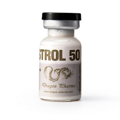 Winstrol 50mg / ml 10ml - Dragon Pharma