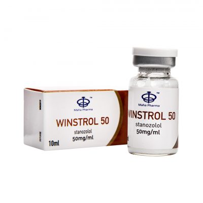 Winstrol 50 Inject 10ml frasco - Maha Pharma