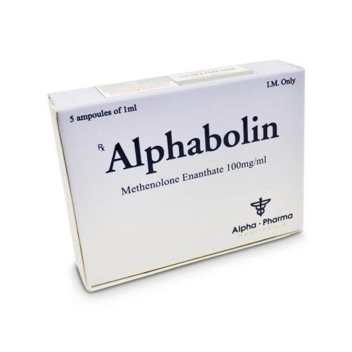Injectable Primobolan by Alpha Pharma