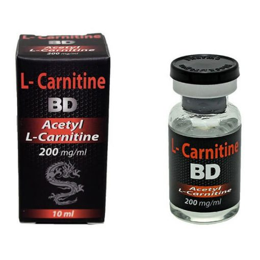 Injectable Acetyl L-Carnitine by Black Dragon