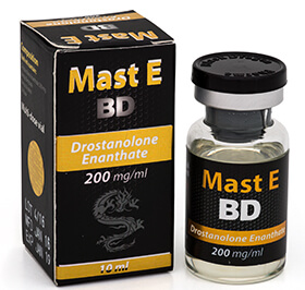 Injectable Masteron par Black Dragon