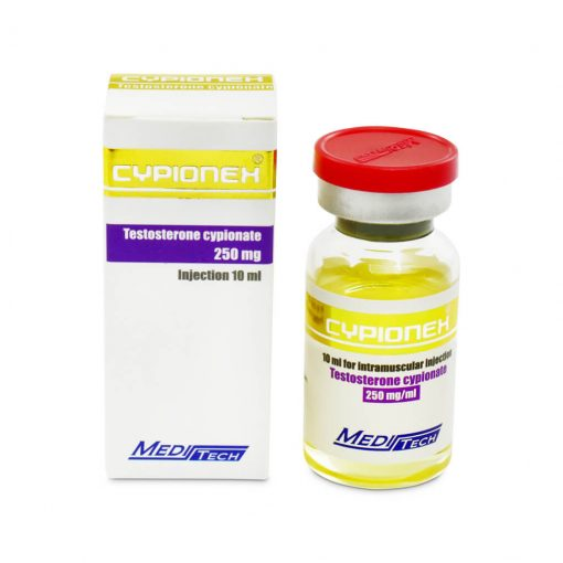 Injectable Cypionate Testosterone by Meditech