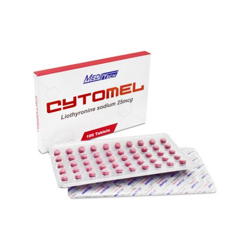 Oral T3 Cytomel Meditech