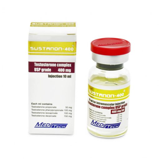 Injectable Sustanon Testosterones by Meditech
