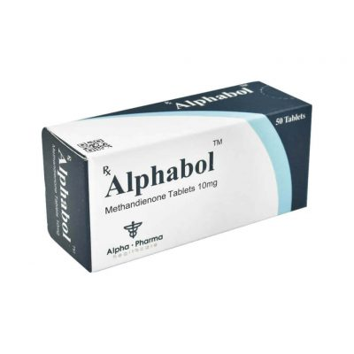 Oral Dianabol par Alpha Pharma