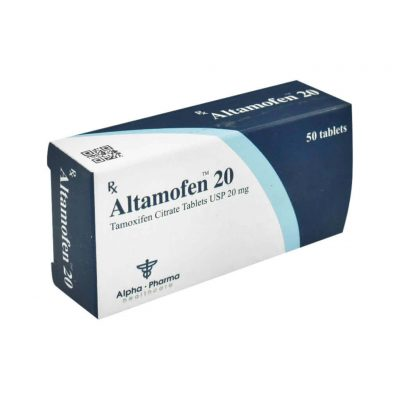 Anti Östrojen Nolvadex by Alpha Pharma