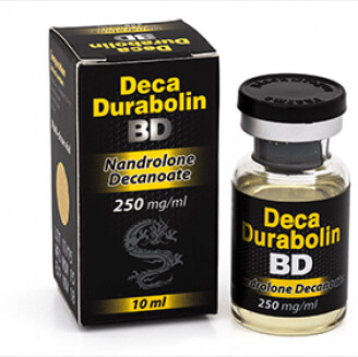 Injectable Deca Durabolin by Black Dragon