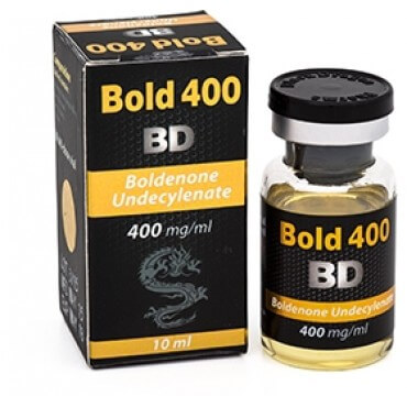 Injectable Boldenone by Black Dragon