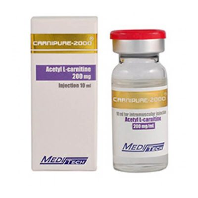 Injectable Acetylcarnitine by Meditech