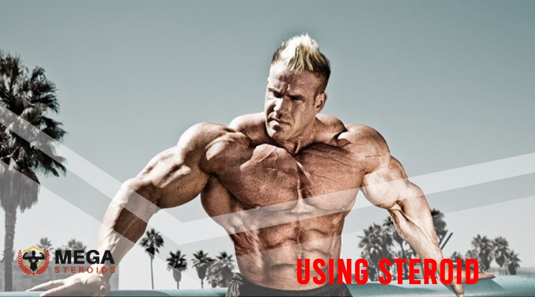 Take your Body to the Next Level using Anabolic Steroid